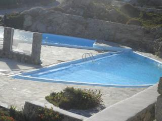 Beautiful sea view apartment with pool, Ornos