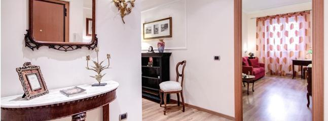 NEW!!! Elegant Apartment Vaticano + WIFI, Rome