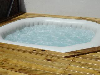 Private Garden and Jacuzzi, Sitges