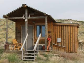 Cabin w/bath near Yellowstone Park, Belfry
