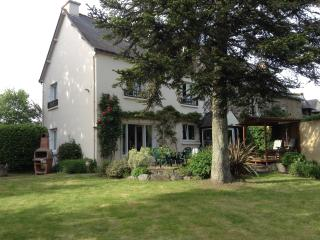 French Country House,Serent,Morbihan, Brittany
