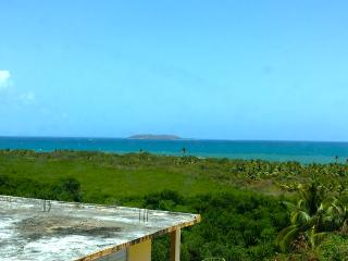 Caribbean Island Sea View 1 Bedroom Apartment, Fajardo