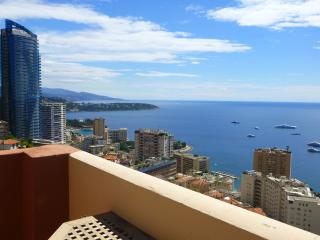 Panoramic View on Monaco Appartement and terrasse, Beausoleil