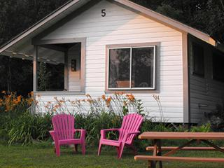The Hyde Away Cabin at Green Acres Cabins, Westmore