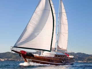 Turkey Bodrum Ultra Luxury Yacht, Bodrum City