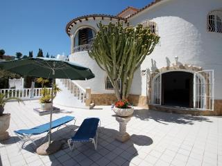 Cuenca well furnished holiday home villa, Calpe