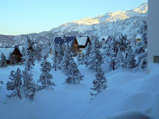 Cosy apartment in La Pierre Saint Martin with immediate access to the ski slopes – sleeps 4, Arette