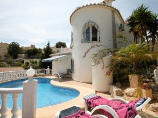 Fina perfect holiday home located in a hill side, Benitachell