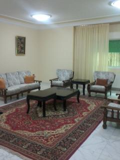 Spacious furnished apartment 3BR directly from own, Amman