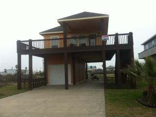 awesome new builders beach home for rent ! Yucatan, Crystal Beach