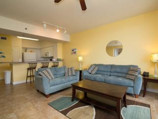 Oceanfront 1 Bed + Bunk + 2 Baths Shores of Panama, Panama City Beach