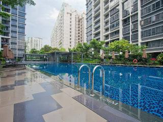Cosy Studio near City and MRT, Singapour