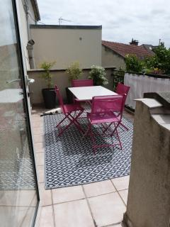 terrace on South
