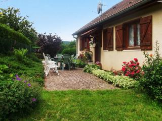 Traditional country house in the Vosges with terrace, WiFi and mountain views - near Gerardmer golf, Aumontzey