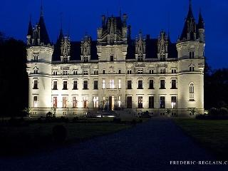 Chateau Fairytale Luxury chateau rental in Anjou loire valley  france - Rent chateau in the Loire, Cande