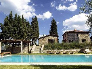 Villa Alhambra Luxury villa near Siena - Tuscany - Holiday villa to rent near Siena, Montebenichi