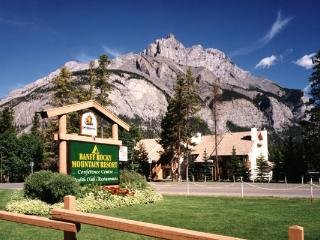 Banff Condo Rental 1 Week August long Weekend