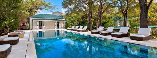 Villa Crystal Springs SPECIAL OFFER: Barbados Villa 278 Set On 1.7 Acres On A Cliff Overlooking The Caribbean Sea., St. James