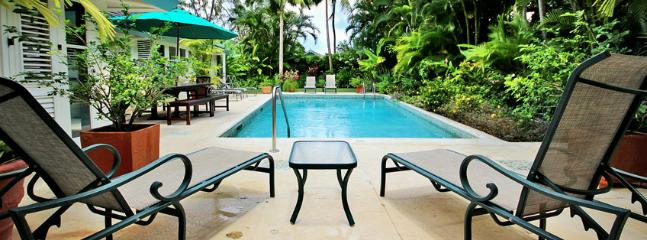 Villa Jessamine SPECIAL OFFER: Barbados Villa 286 Set Amidst Lush Tropical Gardens Within A Quiet Neighborhood., Saint Peter Parish
