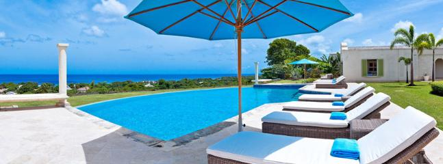SPECIAL OFFER: Barbados Villa 290 Panoramic Ocean Views From Every Room., St. James
