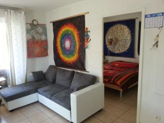 Very nice 2 rooms apartment between sea and forest, Villeneuve-Loubet