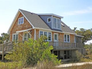 10 Cuttin Sage-A secluded and relaxing retreat in Oyster Creek with boat docking., Ocracoke