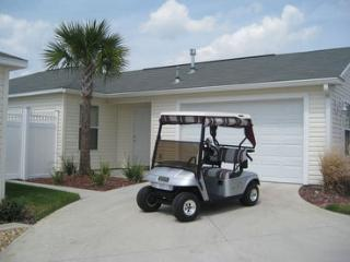 2BR Courtyard Villa close to Sumter with Golf Cart, The Villages