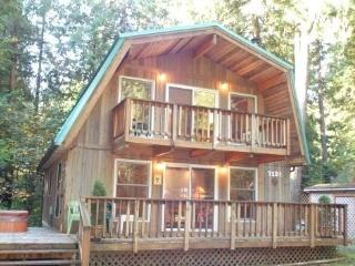 Snowline Cabin #49 - A great 2-story vacation home, Glacier