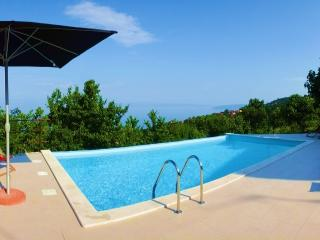 Holiday house Ivulici with pool and huge garden, Lovran