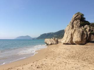 Near beach & center apartment for 4-5 persons, Agios Gordios