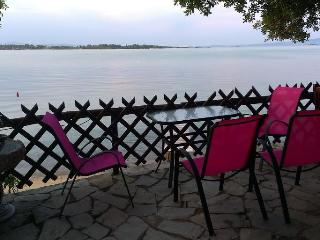 Unique beach front house, Halkidiki Region