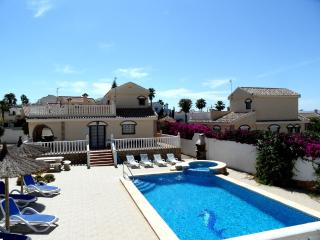 4 Bedroom Monte Mar with 10 x 5 Private Pool, Gran Alacant