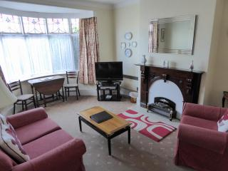 Rose, ground floor apartment, Llandudno