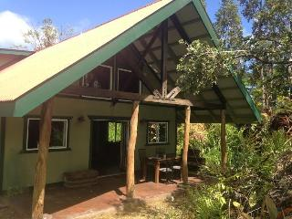 Brand New Ohia Tree House with Loft, Pahoa