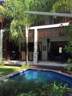 Upmarket 3 Bedroom Maison with Pool, Eden Island