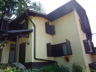 Holiday house in Sinaia,near the Castle of Dracula