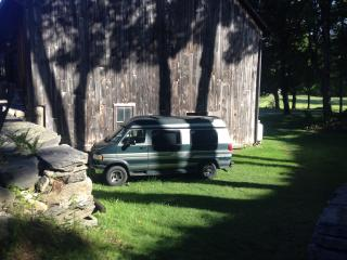 Glamping the best of the Berkshires, Tyringham
