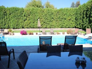 Enjoy the Kelowna Sunshine by the Pool