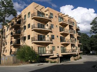 River Crossing #4103 offers a beautiful view and luxurious space throughout., Ruidoso