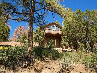 Mountain Chalet is a great modern mountain top home with beautiful views., Ruidoso
