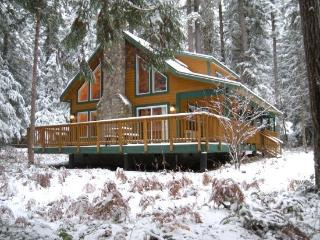 #78 Country cabin with a hot tub near Mt. Baker!, Glacier