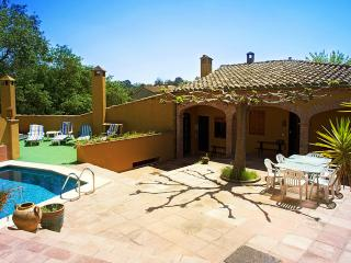 Rural villa with private pool, Borrassa