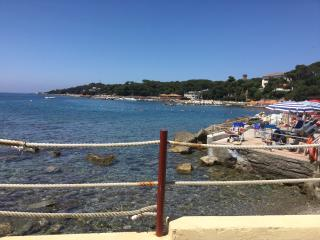 beautiful beach holiday in the heart of Tuscany, Castiglioncello