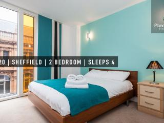Sheffield | Apartments | Sleeping 2 to 6