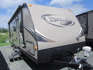 32 Foot KodiacTrailer Rent - at your location, Grand-Digue