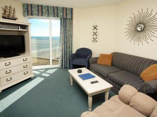 Ocean Front Condo w/Amazing View in N Myrtle Beach, North Myrtle Beach