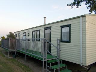 21. Caravan on Sand Le Mere with decking, Kingston-upon-Hull
