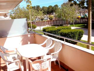 Two bedrooms apartment ground floor, Roses