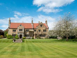Crayke Manor, near York & North York Moors