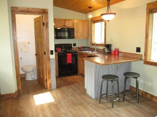 Remodeled Cabin B Just Minutes from Glacier Park, Columbia Falls